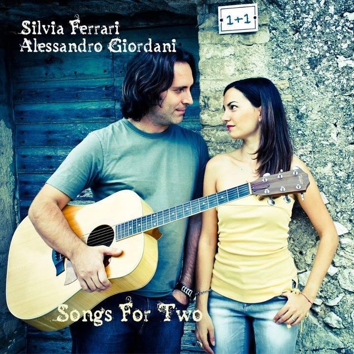 """Produzione artistica """"Songs for two"""" - Alessandro Giordani & Silvia Ferrari"""